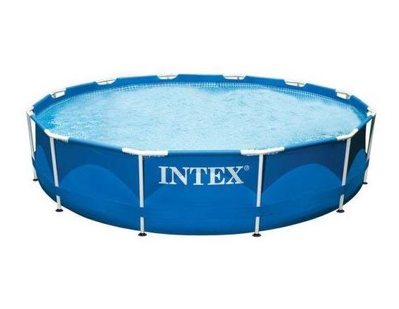 Intex Metal Frame Pool 3,66 x 0,76 m