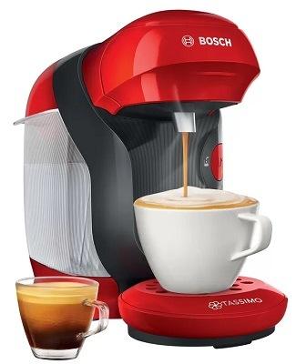 Bosch Tassimo Style TAS1103, červená
