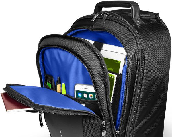 """PORT DESIGNS Chicago Evo Trolley na 15,6"""" a 10,1"""" tablet, černá"""