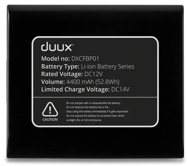 Duux Battery Pack 4400 mAh