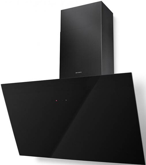 Faber TWEET EV8 BK A80, černá/sklo