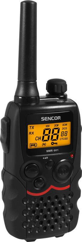 Sencor SMR 601 TWIN