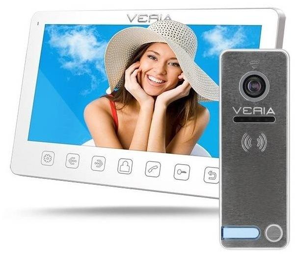 Dveřní videotelefon VERIA