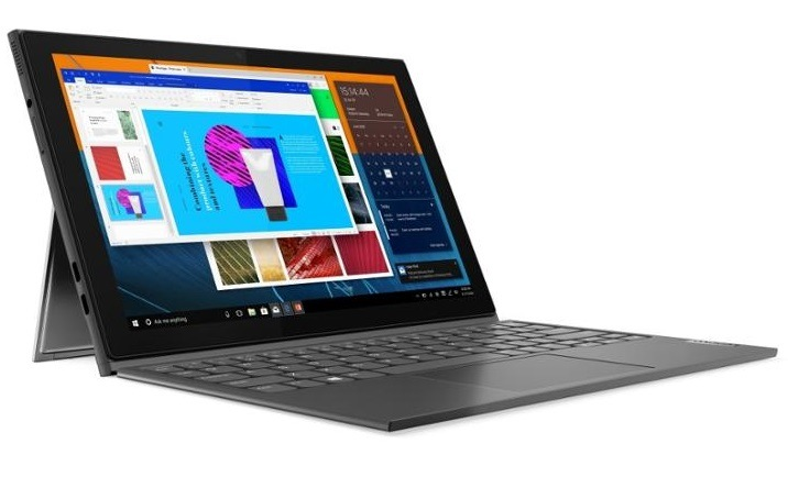 Notebook Lenovo Duet 3 10IGL5 LTE (82HK0026CK) šedý