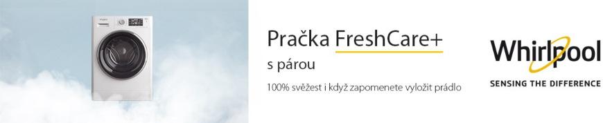 Whirlpool FreshCare+ FFB 9458 BV CS, bílá