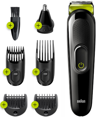 Braun MGK 3221 Green