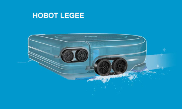 Hobot LEGEE 688, černá
