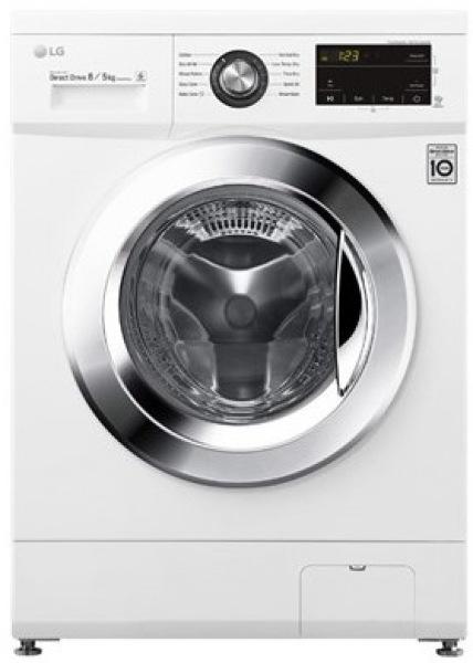 LG F48J3TM5W, bílá