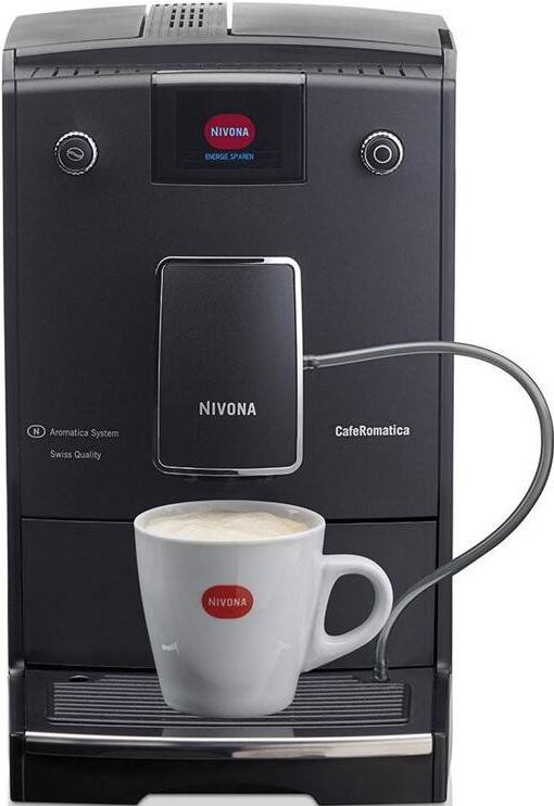 Nivona CafeRomatica 759, černá