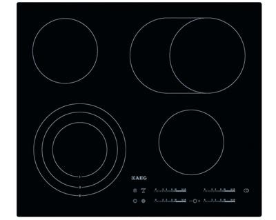 AEG HK654070IB, černá