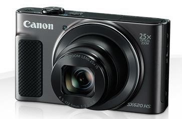 Canon PowerShot SX620, černá