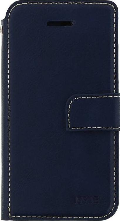 Molan Cano Issue Book pro Huawei Y6 2019, modrá