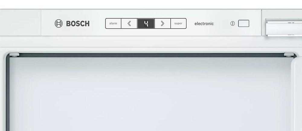 Bosch KIL82AFF0 displej