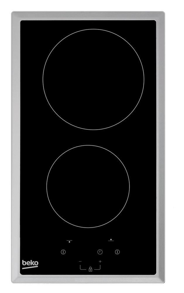 Sklokeramická varná deska Beko HDMC 32400 TX