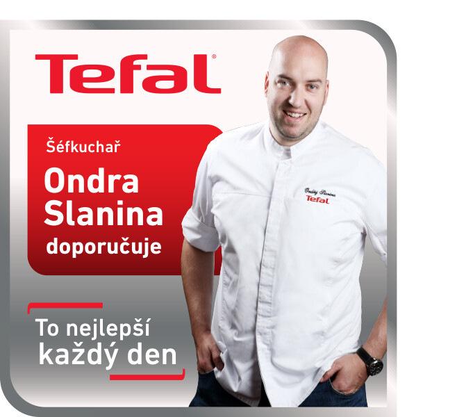 Doporučuje šéfkuchař