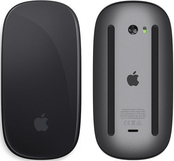 Apple Magic Mouse 2, vesmírně šedá