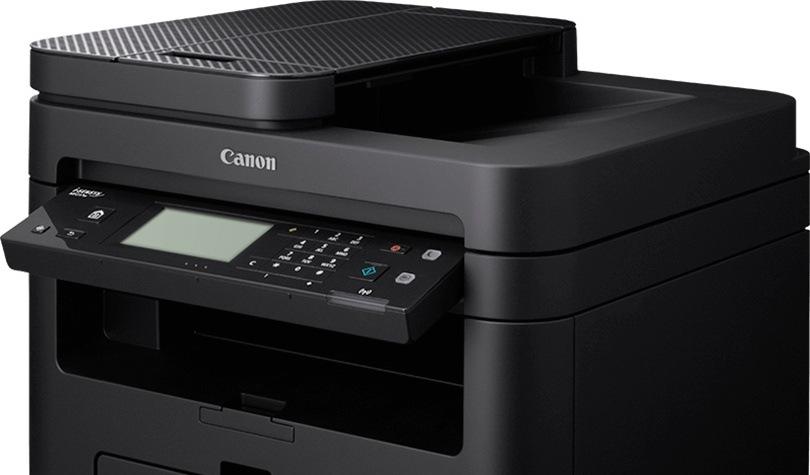 Canon i-SENSYS MF237w, černá