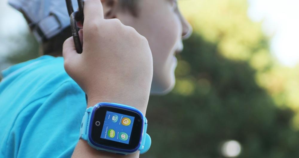 Chytré hodinky Carneo GuardKid+ 4G