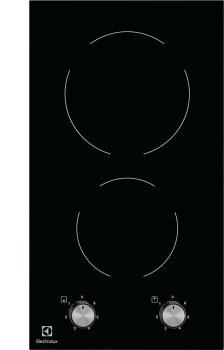 Electrolux EHF3920BOK, černá