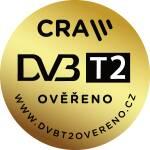 Televize s DVB-T2 (HEVC/H.265)